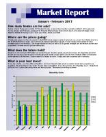 January & February 2017 Market Report