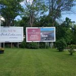 Market Monday! ROCKY FORK LAKE BILLBOARD