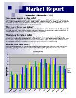 November & December 2017 Market Report