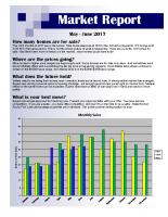 May & June 2017 Market Report