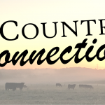 Welcome to Your Country Connection Blog!